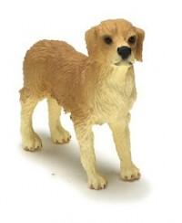 Standing Golden Retriever - Product Image