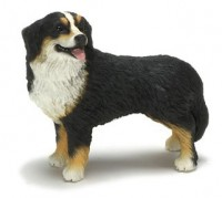 Dollhouse Burnese Mountain Dog - Product Image
