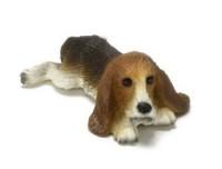 Dollhouse Basset Hound - Product Image