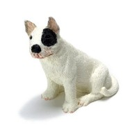 Dollhouse Bull Terrier - Product Image