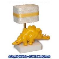 Dinosaur Kid's Lamp - Product Image