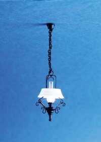 Early American Kitchen Lamp - Product Image
