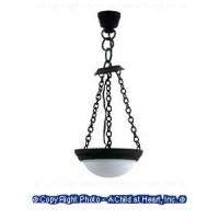 Black Americana Hanging Light - Product Image