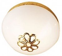 Ceiling Lamp w/Ornamental Shade - Product Image