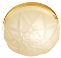 Frosted Ceiling Lamp - Product Image