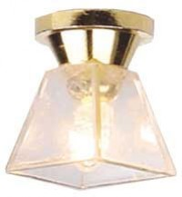Square Ceiling Lamp - Product Image