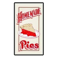 Home Made Pies - Sign 1 - Product Image