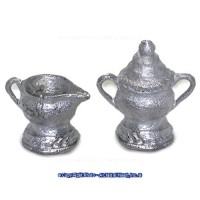 (**) Finished or Unfinished - Colonial Sugar/Creamer - Product Image