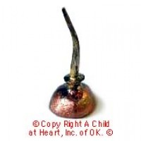 (*) Unfinished Straight Pump Oil Can - Product Image