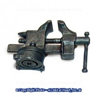 (*) Unfinished Top Mounted Vise - Product Image