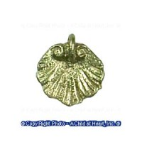 (*) Unfnished Shell Ashtray / Dish - Product Image