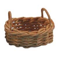 Dollhouse Colored Fruit Basket - Product Image