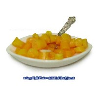 Dollhouse Bowl of Carrots - Product Image