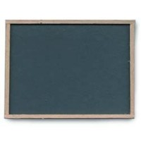 (*) Dollhouse Chalk Board - Product Image