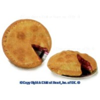 § Sale .60¢ Off - Dollhouse CherryPie with Missing Slice - Product Image