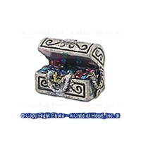 Dollhouse Jewelry Trunk (Filled) - Product Image