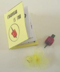Chanukah Book, Dreidel & Gelt - Product Image