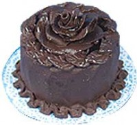 Dollhouse Chocolate Lovers Cake - Product Image