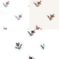 § Disc .70¢ Off - 1 Sheet - Dark Red Rose Paper - Product Image