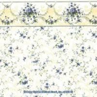 § Sale $3 Off - 3 Shts Sonata Wallpaper - Product Image