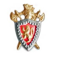(§) Sale - Dollhouse Small Coat of Arms - Product Image