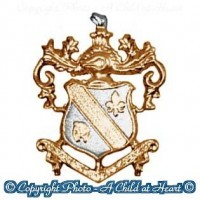 (*) Dollhouse Small Coat of Arms - Product Image