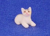§ Disc .60¢ Off - Dollhouse Calico Kitten - Product Image