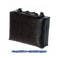 Dollhouse Black Luggage - Product Image