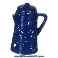 § Sale .60¢ Off - Dollhouse Spatter Coffee Pitcher - Product Image
