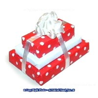 Dollhouse Triple Gift w/Bow - Product Image