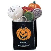 Disc. $2 Off - Filled Trick or Treat Bag of Candy - Product Image