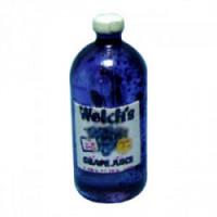 Dollhouse Bottle of Grape Juice - Product Image
