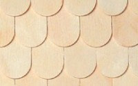 Dollhouse 140 pack - Shingles- Choice of Style - - Product Image