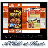 (**) Dollhouse Cookie Mix Box (Kit) - Product Image