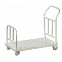 (**) Dollhouse Utility Cart - Product Image