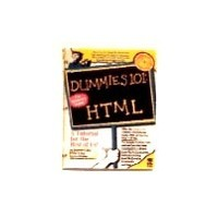 (§) Sale .30¢ Off - HTML for Dummies Book - Product Image