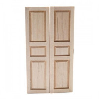 (*) 2 pc - Three Panel Shutters - Product Image