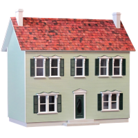 New England Dollhouse Kit(s)- Choice of Styles - - Product Image