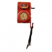 (**) Dollhouse Air Pump (Wall) - Product Image