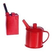 (**) Dollhouse Gas Can - 1 or 5 gallon - Product Image