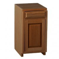 "(*) Dollhouse 1½"" Base Cabinet - Product Image"