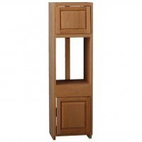 (*) Dollhouse Oven Cabinet - Product Image