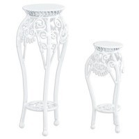 Dollhouse Set of Plant Stands - Product Image