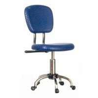 (*) Dollhouse Modern Office Desk Chair- Choice of Color - - Product Image