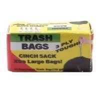 (*) Dollhouse Outdoor Trash Bag Box - Product Image