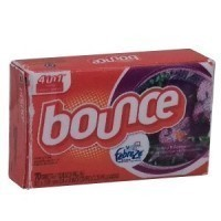 (*) Dollhouse Bounce Dryer Sheets - Product Image