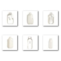 (**) Blank Drink Bottles (Assorted Styles) #2 - Product Image