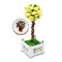 Dollhouse Lemon Tree Set - Product Image