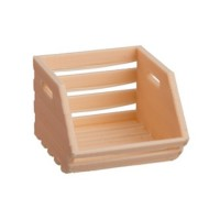 (**) Dollhouse Vegetable Crate - Product Image