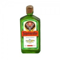 Dollhouse Jagermeister Bottle - Product Image